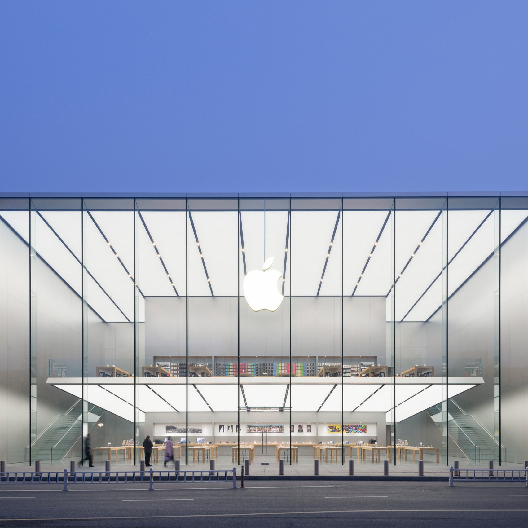 Foster + Partners Apple stores: Apple Westlake in China