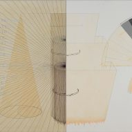 Diagrammatic paintings by Japanese architect Shusaku Arakawa go on show in New York