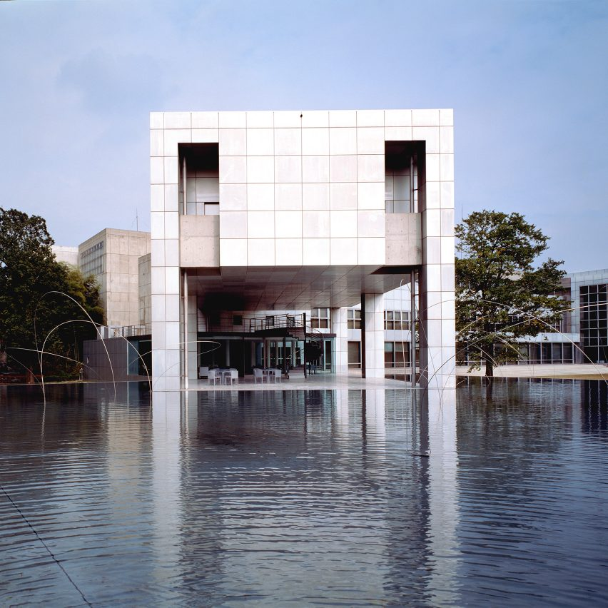 MOMA Gunma by Arata Isozaki