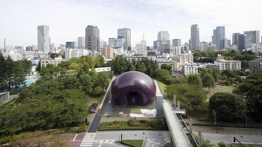 Ark Nova by Arata Isozaki and Anish Kapoor