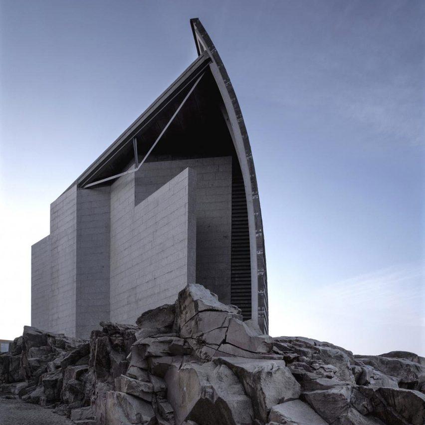 Domus: La Casa del Hombre by Arata Isozaki