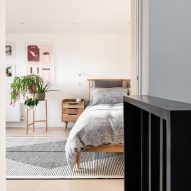 Interiors of Bearstead Rise house by Gruff Architects
