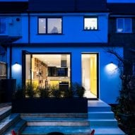 Exterior of Bearstead Rise house by Gruff Architects