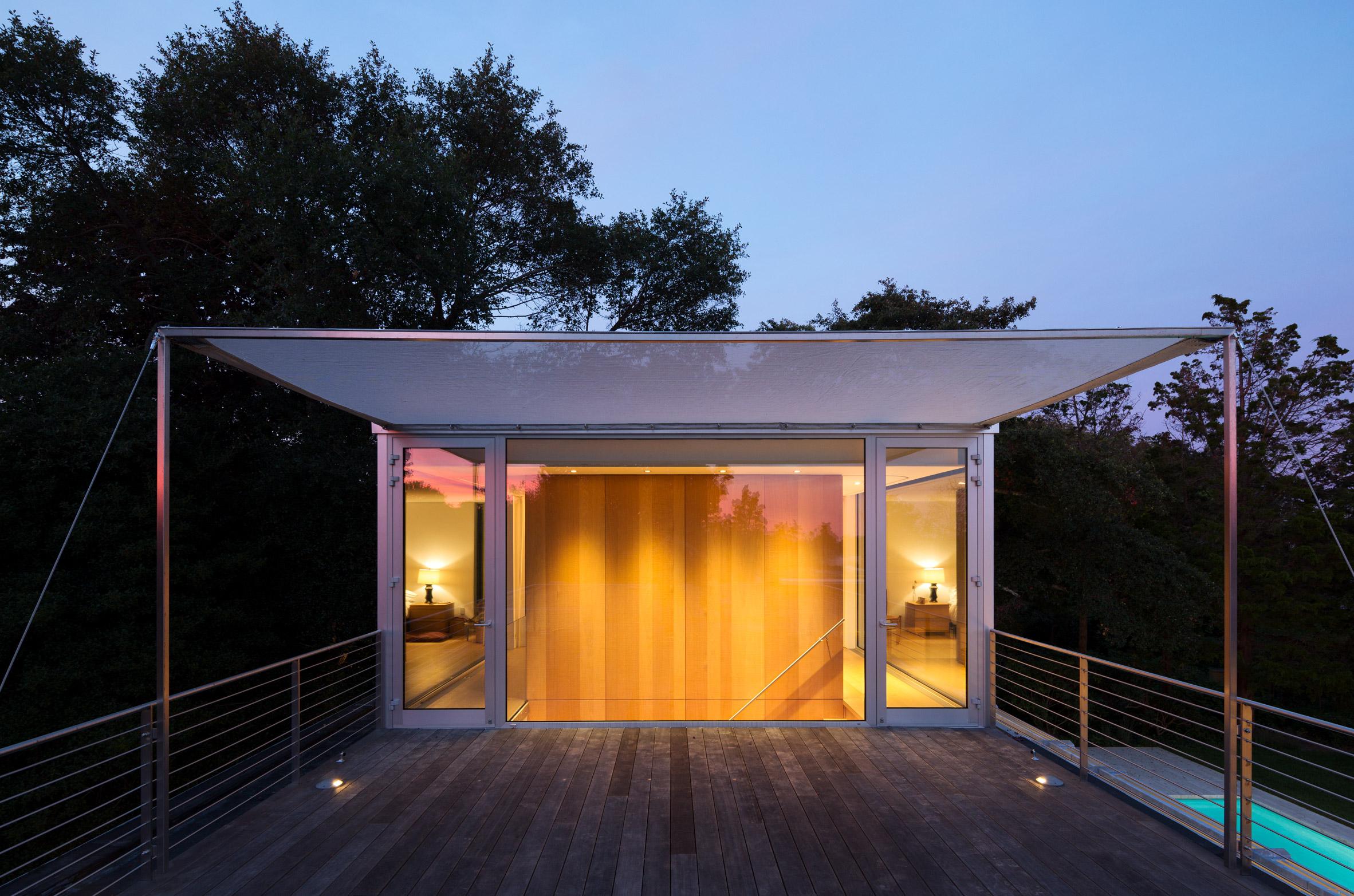 Bellport House by Toshihiro Oki