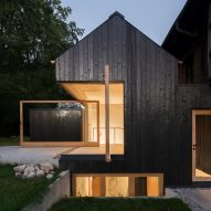 Black House by Buero Wagner