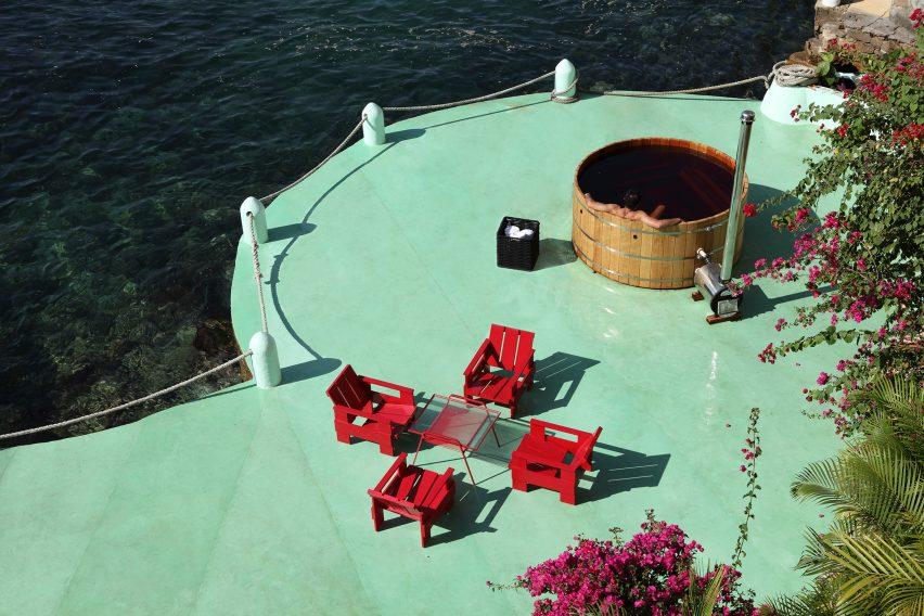 Boca Chica Hotel by Frida Escobedo