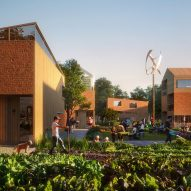 Brainport Smart District masterplan by UNStudio for Netherlands neighbourhood