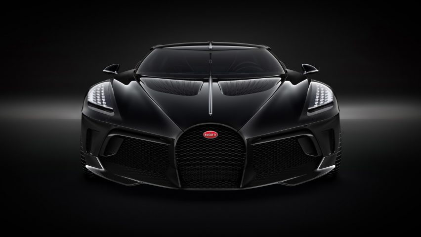 "Bugatti's €11 million La Voiture Noire is the ""world's most expensive car"""