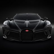 "Bugatti's La Voiture Noire is the ""world's most expensive car"""