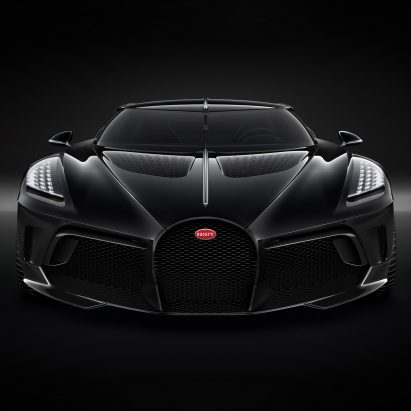 """World's most expensive car Bugatti's €11 million La Voiture Noire is the """"world's most expensive car"""""""