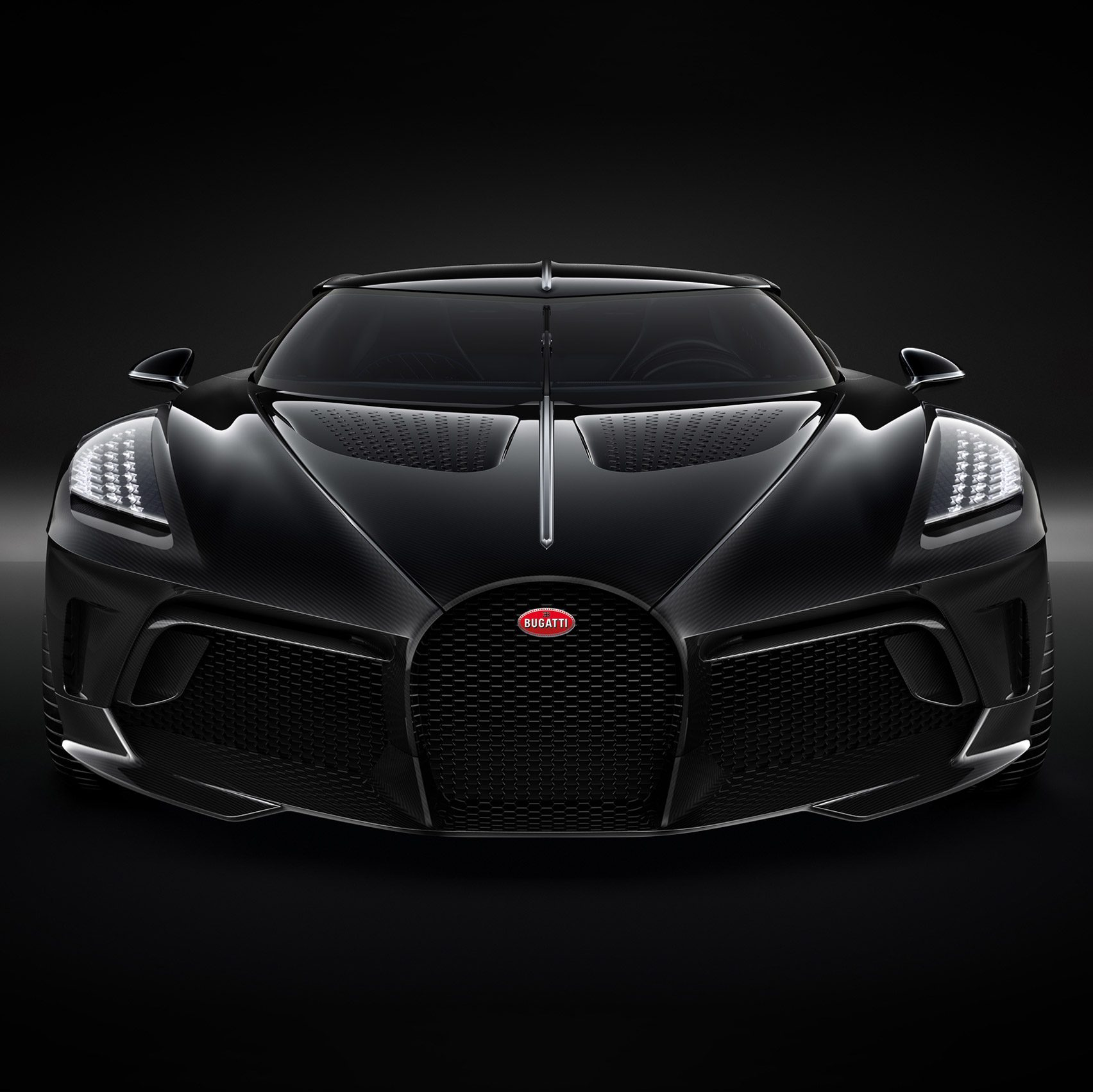World S Most Expensive Car Is Bugatti S La Voiture Noire