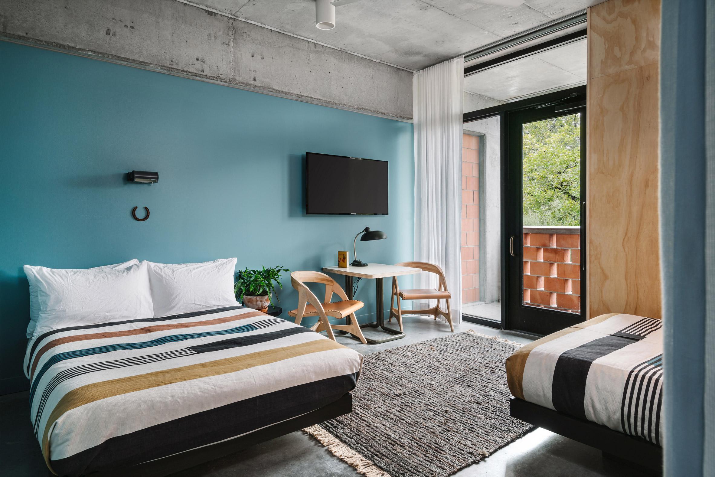Carpenter Hotel by Specht Architects