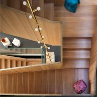 Casa Perfect New York gallery includes David Chipperfield staircase