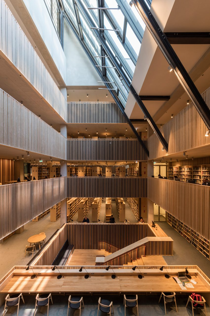 Woman Architect of the Year 2019: Central European University from the Women in Architecture 2019 Awards won by Sheila O'Donnell and Xu Tiantian