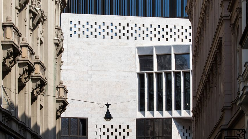 Central European University from the Women in Architecture 2019 Awards won by Sheila O'Donnell and Xu Tiantian