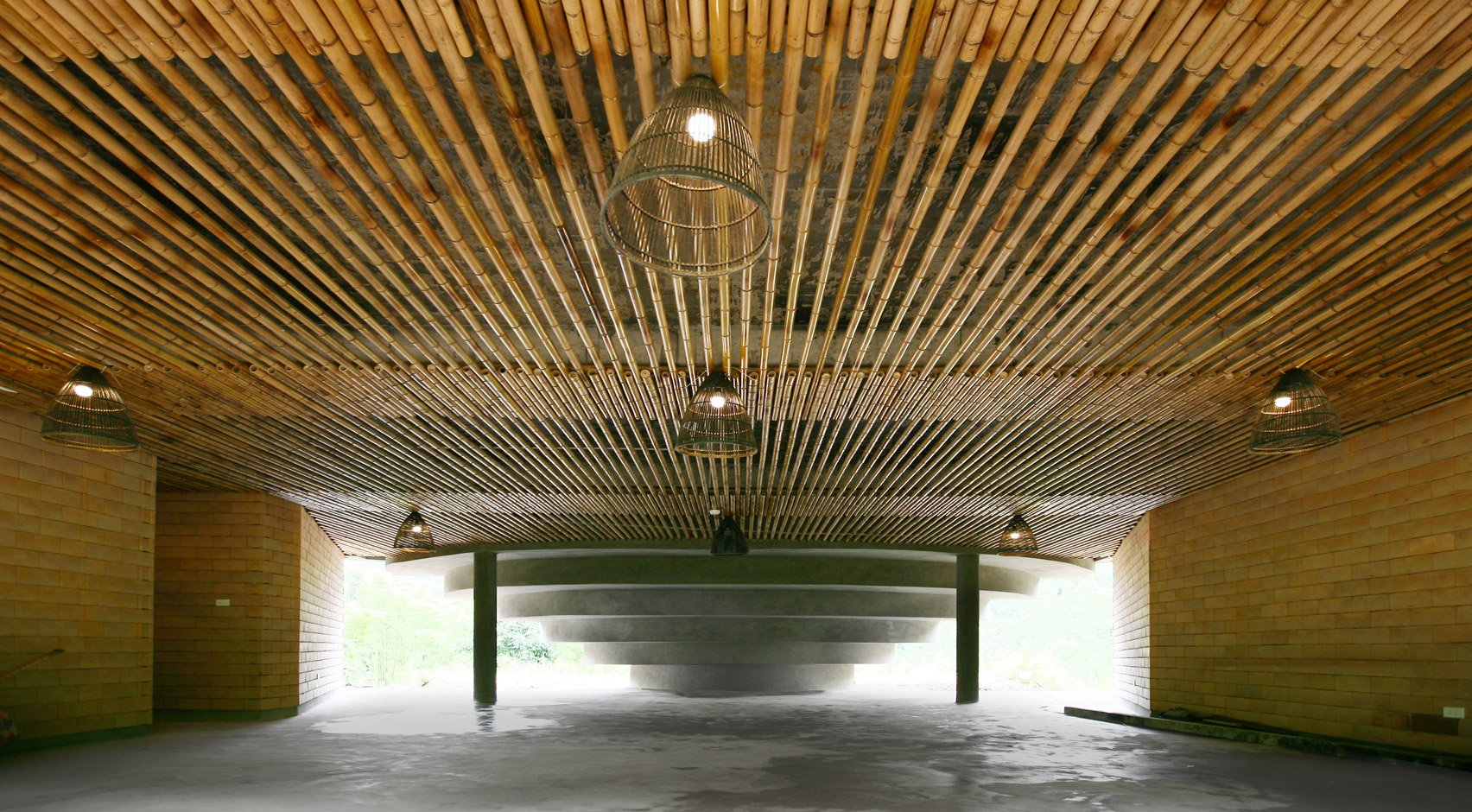 Chieng Yen Community House designed by 1+1>2 Architects in Vietnam