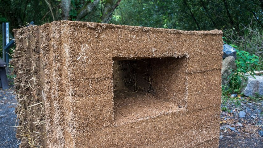 CobBauge is a sustainable building material based on cob