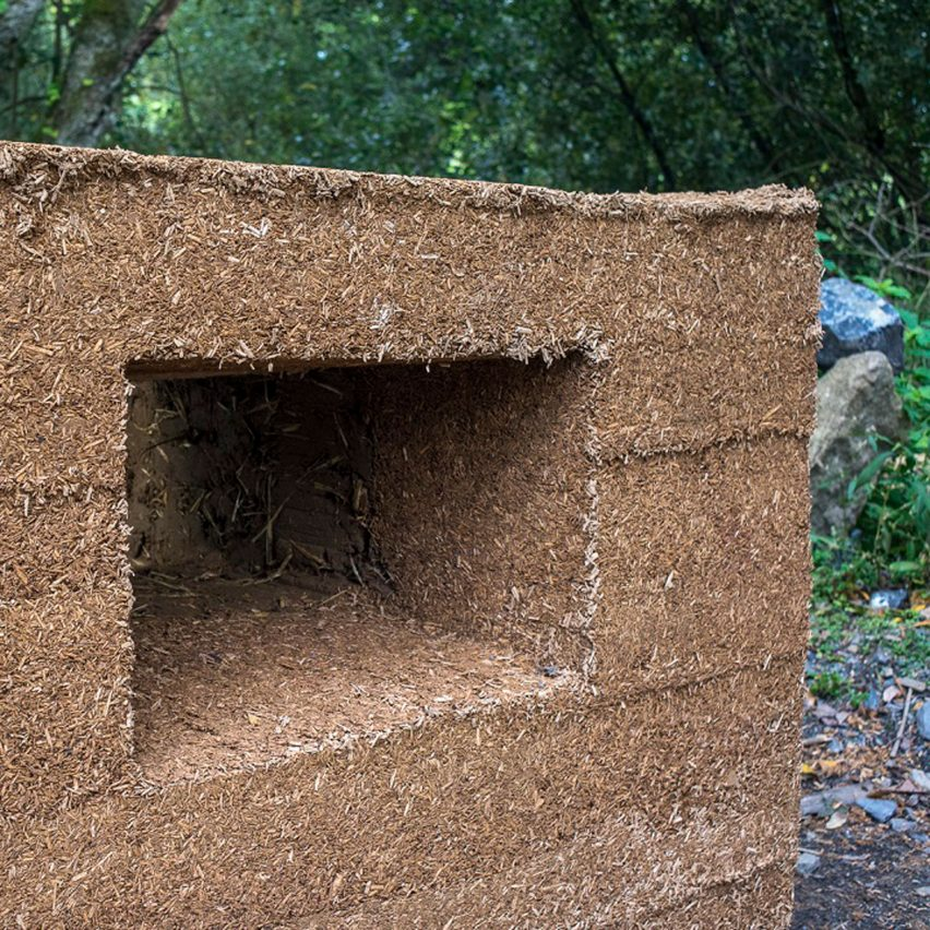 Researchers re-engineer cob into sustainable new building material CobBauge