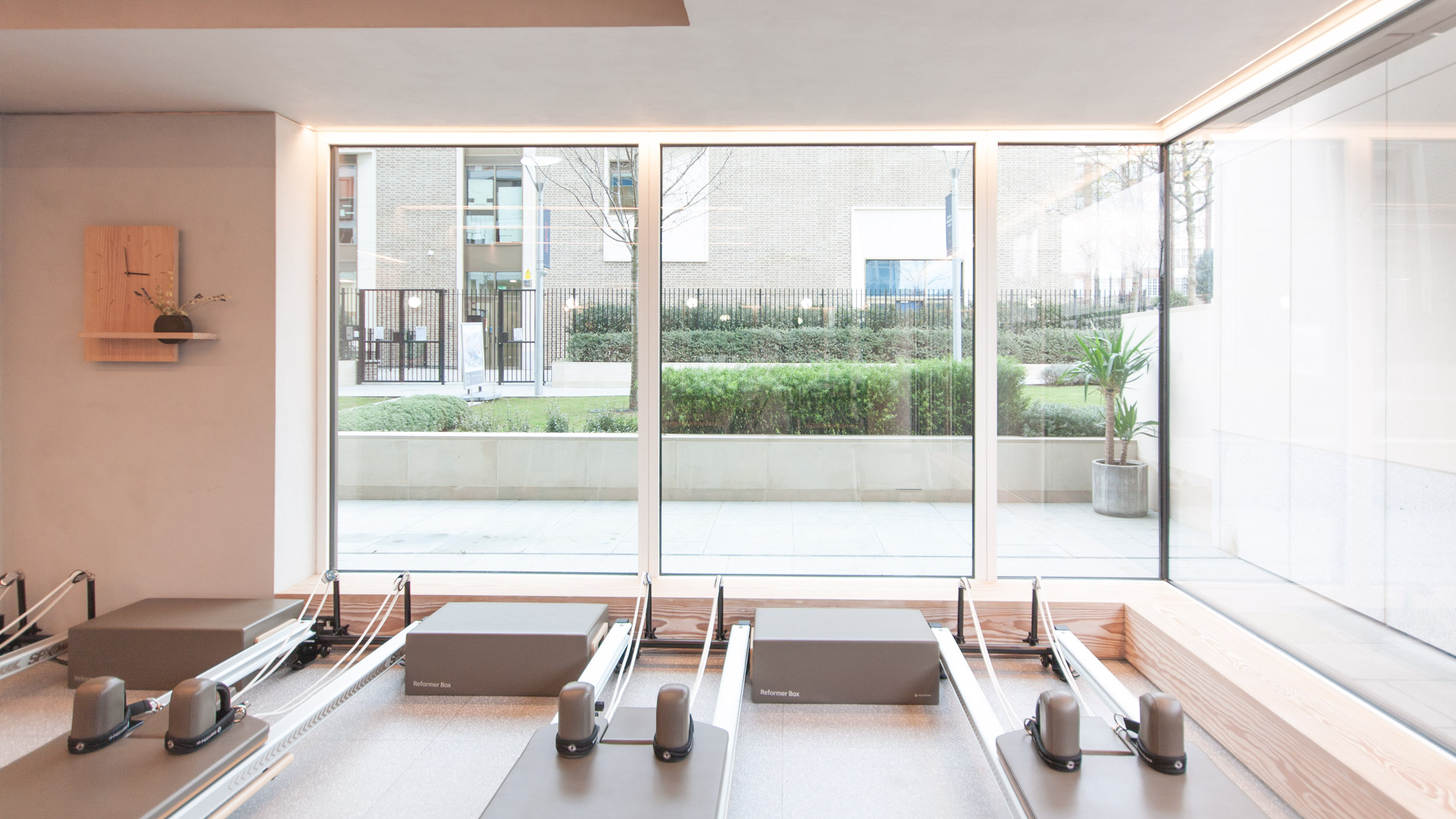 Core Kensington Pilates Studio Blends Mexican And Norwegian
