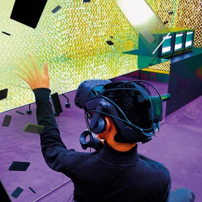 Is Memory Data? installation by Dornbracht at Milan Design Week 2019