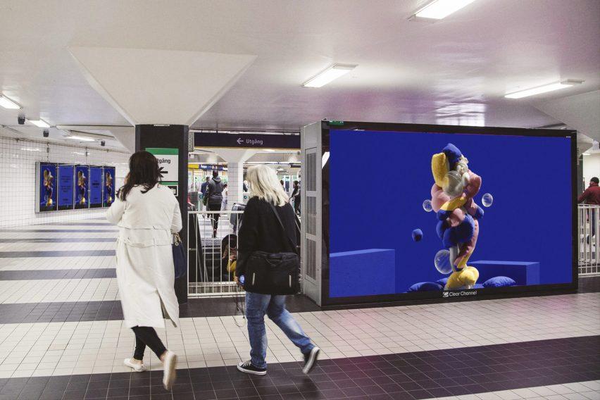 Emotional Art Gallery in Sweden