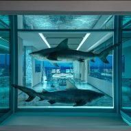 Damien Hirst creates $100,000-per-night hotel suite in Las Vegas