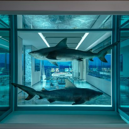 Empathy Suite by Damien Hirst