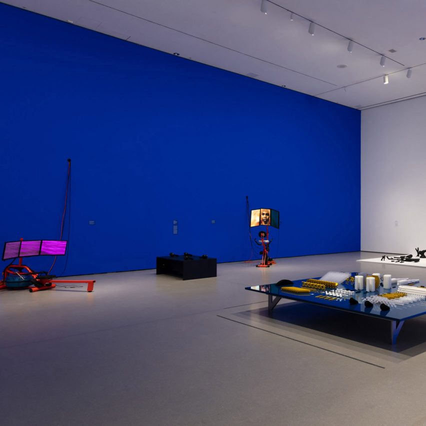 Exhibitions guide 2019 New Order: Art and Technology in the Twenty-First Century The Museum of Modern Art