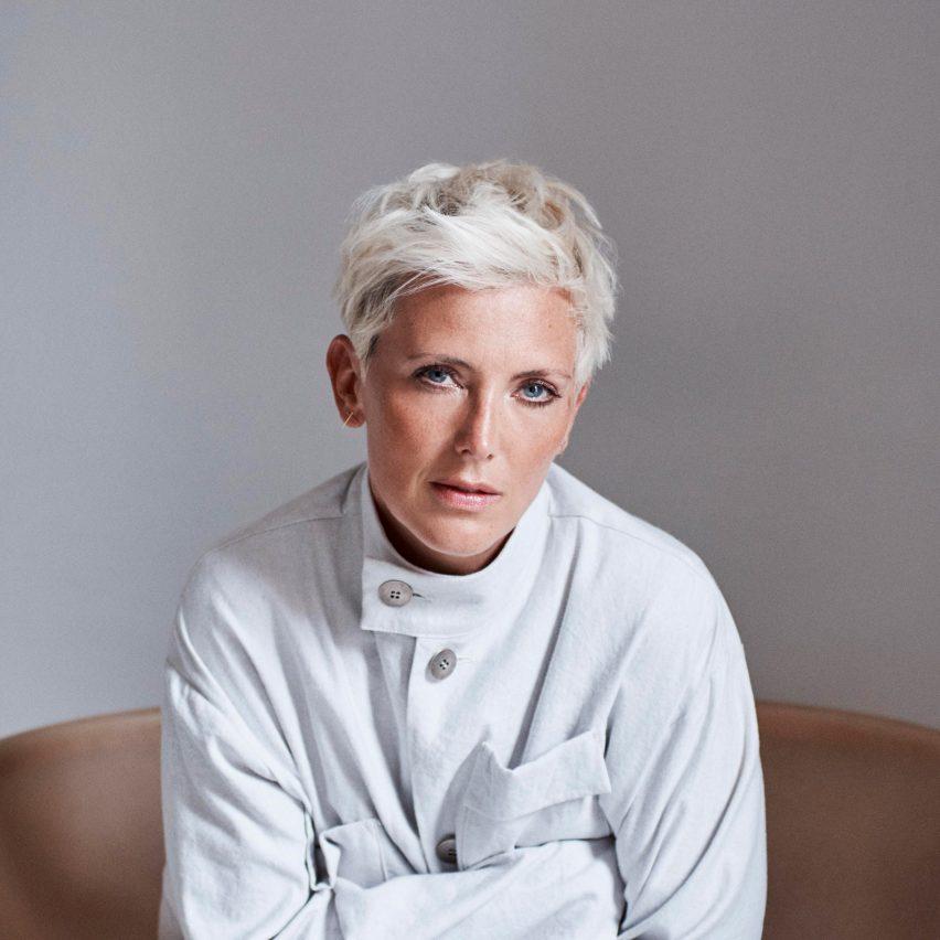 Portrait of Dezeen Awards 2019 judge Faye Toogood