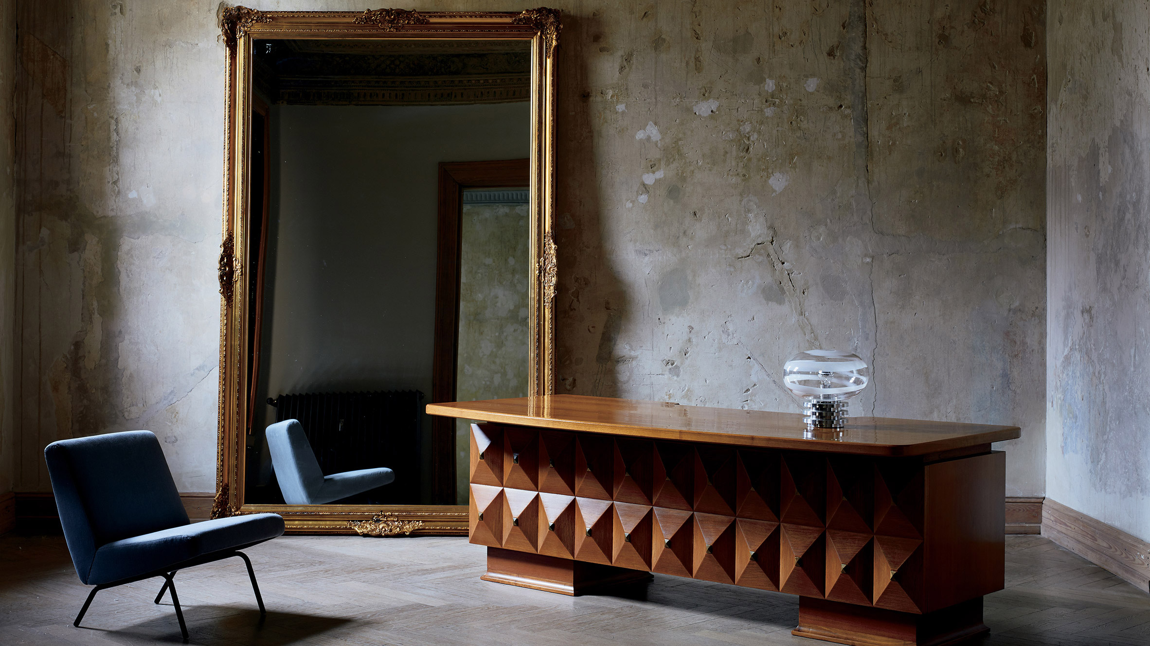 CB13 launches vintage furniture collection curated by Charlie Ferrer
