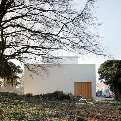 Folklore Museum in Mouscron by V+