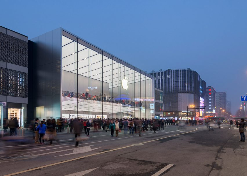 Apple Westlake by Foster + Partners