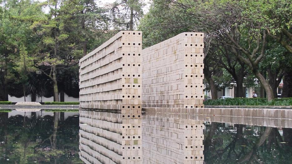 Frida Escobedo on Mexican architecture-Parque Lincoln pavilion by Lanza Atelier, TO and Alberto Odériz