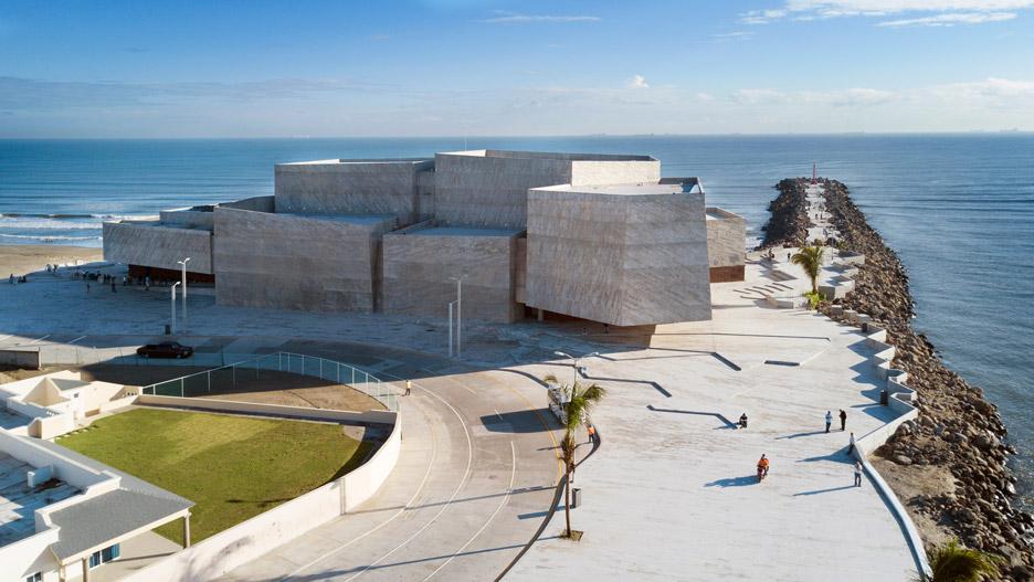 Frida Escobedo on Mexican architecture-Foro Boca by Rojkind Arquitectos