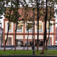 Futura CDMX museum by Bandada Studio and Miquel Adrià