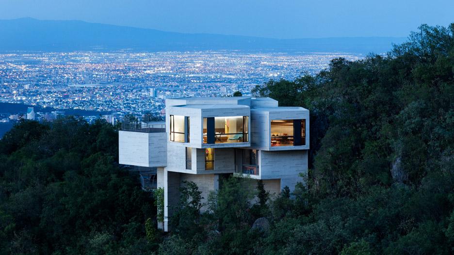 Frida Escobedo on Mexican architecture-Casa Ventura by Tatiana Bilbao