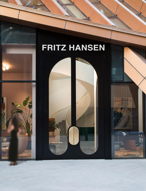 Fritz Hansen Gallery Xi'an designed by Jaime Hayon