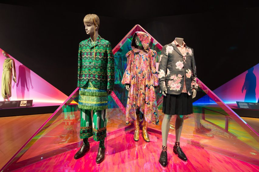 Gender Bending Fashion Exhibit Challenges Notions About Clothing
