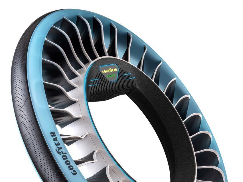 Goodyear Aero tyre