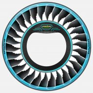 Goodyear unveils Aero tyre for flying cars of the future