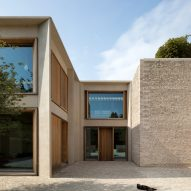 Hampshire House by Niall McLaughlin Architects