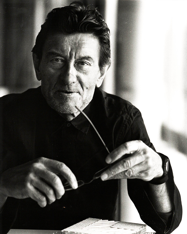Portrait of Helmut Jahn
