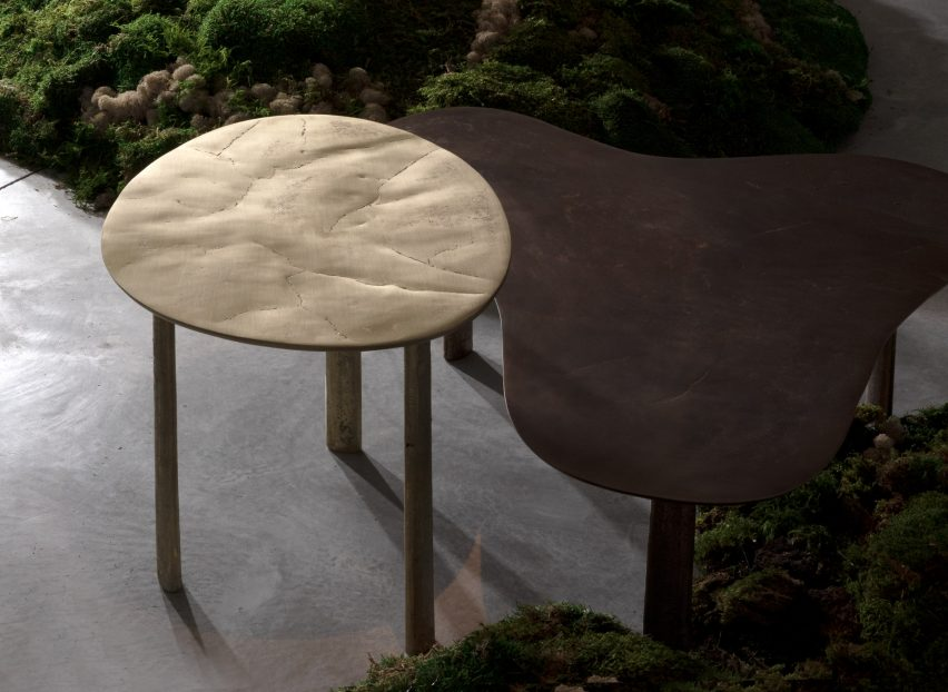 Puddle by Yabu Pushelberg and Henge