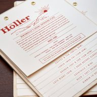 The Holler by Brand Bureau