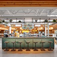 Brand Bureau and Modus Studio transform Arkansas factory into The Holler work-eat-play venue
