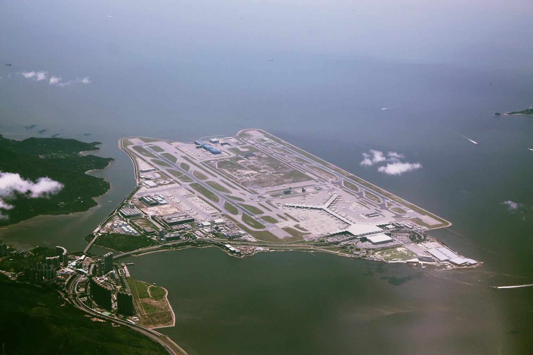 Lantau Tomorrow Vision: Hong Kong government plans £60 billion artificial island
