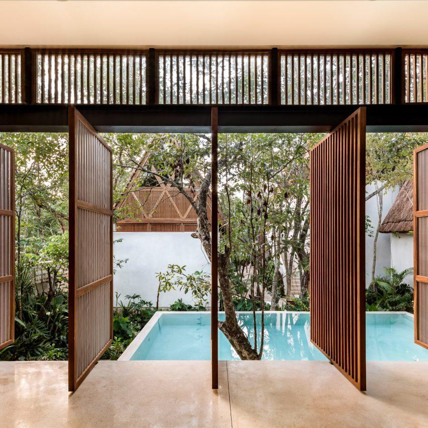 Hotel Jungle Keva by Jaque Studio