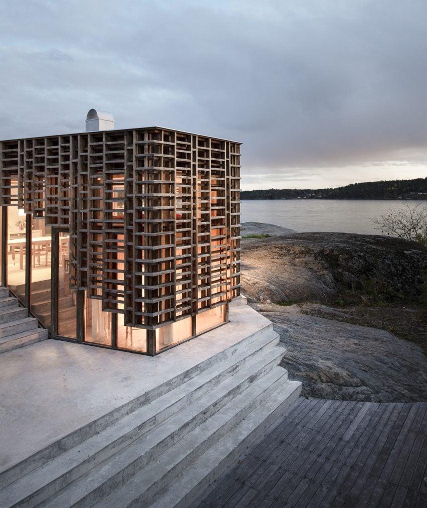 House on an Island by Atelier Oslo