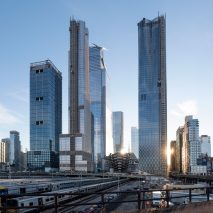 Hudson Yards development in New York City