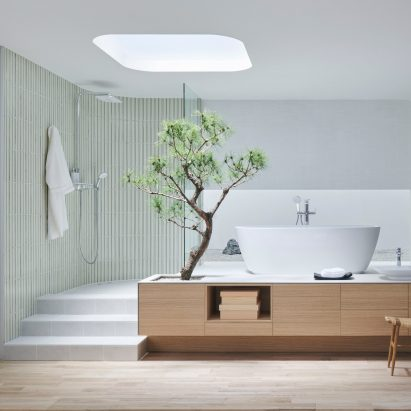 The Rituals of Water bathroom collection by INAX